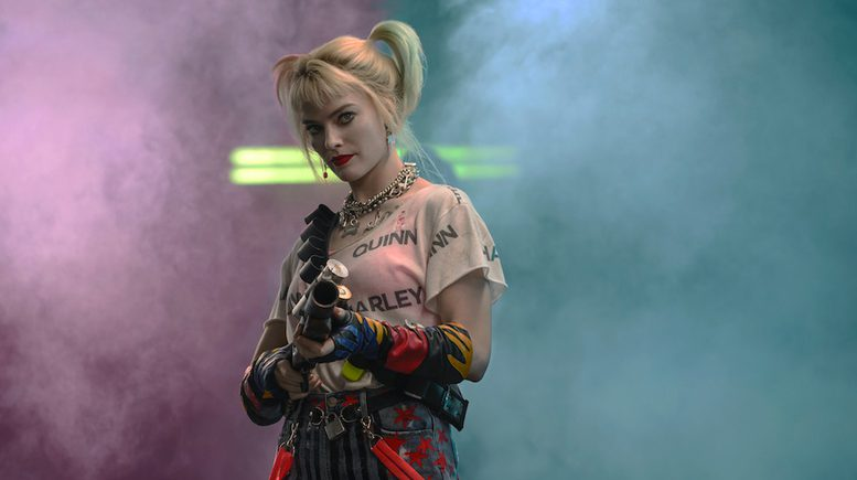 Harley Quinn Gespielt Von